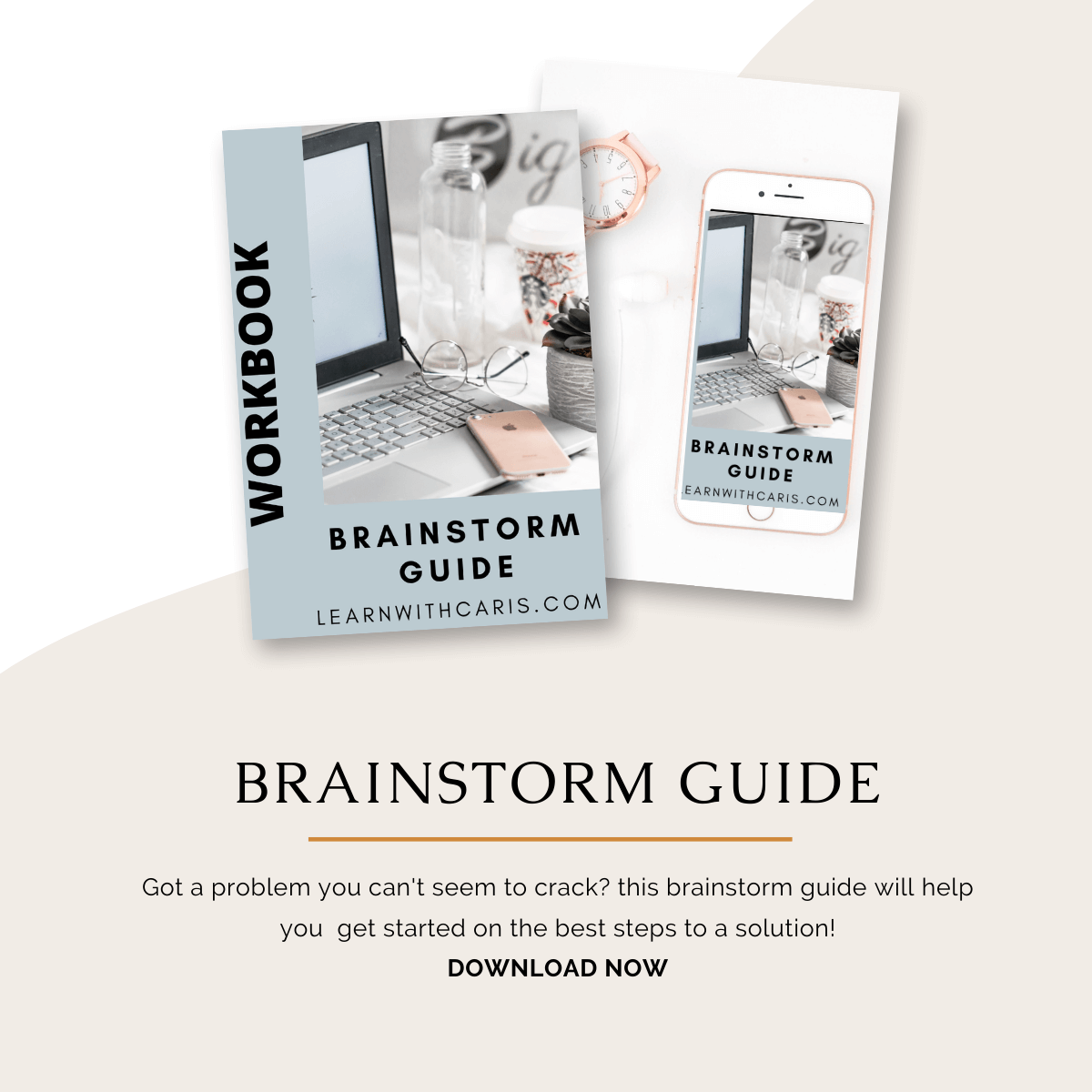brainstorm guide for coaches
